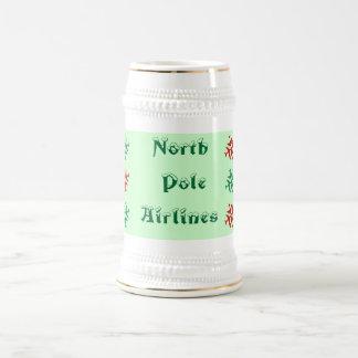 North Pole Stein