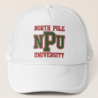 North Pole University Trucker Hat