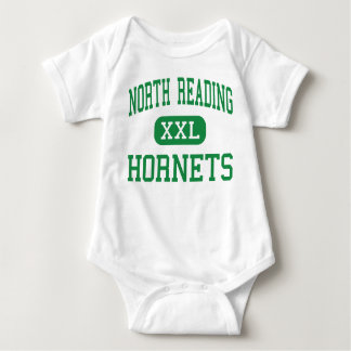 North Reading - Hornets - High - North Reading Baby Bodysuit