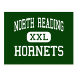 North Reading - Hornets - High - North Reading Post Card