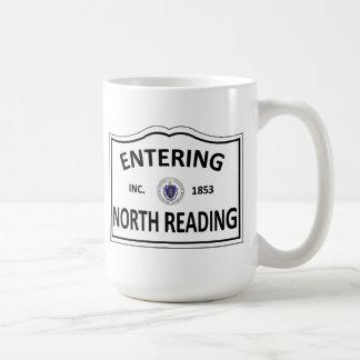 NORTH READING MASSACHUSETTS Hometown Mass Townie Coffee Mug