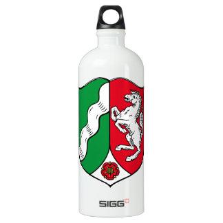 North Rhine Westphalia (Germany) Coat of Arms SIGG Traveler 1.0L Water Bottle
