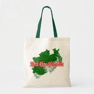 North Rhine-Westphalia Tote Bag