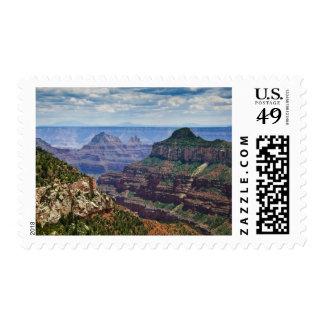 North Rim Gran Canyon - Grand Canyon National Postage