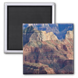 North Rim Grand Canyon - Grand Canyon National 2 Inch Square Magnet
