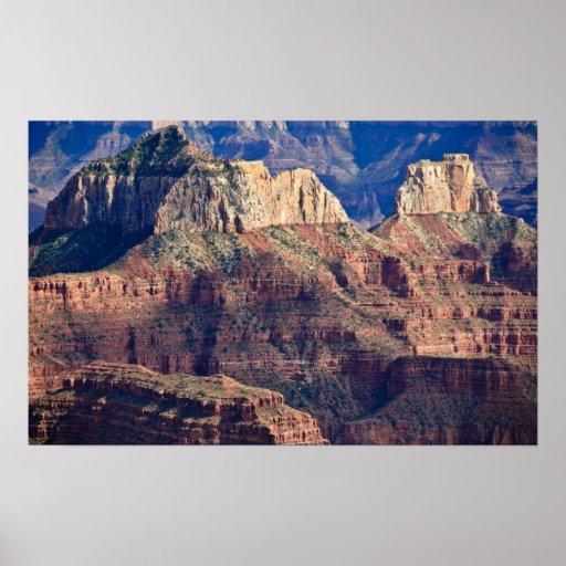 North Rim Grand Canyon - Grand Canyon National Posters