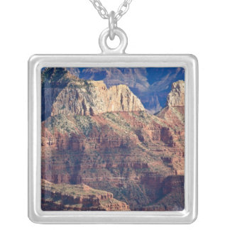 North Rim Grand Canyon - Grand Canyon National Silver Plated Necklace