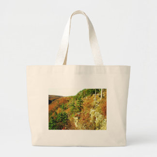 North Rim view Pa Grand Canyon by ArtRave Canvas Bags