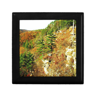 North Rim view Pa Grand Canyon by ArtRave Jewelry Box