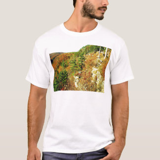 North Rim view Pa Grand Canyon by Ave Hurley T-Shirt