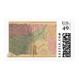 North River, Augusta County Postage