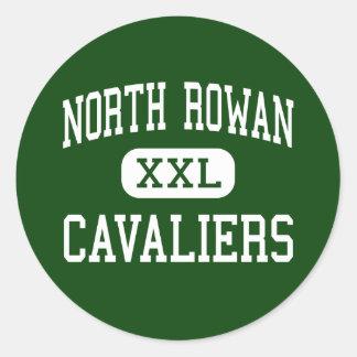 North Rowan - Cavaliers - High - Spencer Stickers