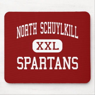 North Schuylkill - Spartans - Junior - Ashland Mouse Pads