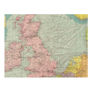 North Sea Postcard