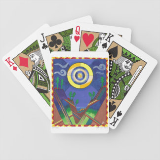 North Shore 1 Bicycle playing cards