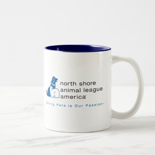 North Shore Animal League Branded Mugs