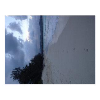 North Shore Beach 2 Postcard