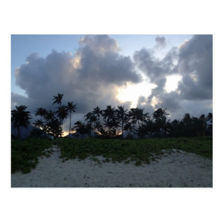 North Shore Beach 3 Postcard