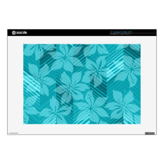 North Shore Hawaiian Hibiscus Laptop Skin