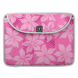 North Shore Hawaiian Hibiscus MacBook Flapped Case