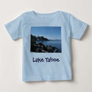 North Shore Lake Tahoe, Incline Village, Nevada Baby T-Shirt