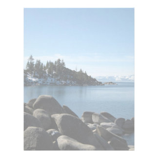 North Shore Lake Tahoe, Incline Village, Nevada Letterhead