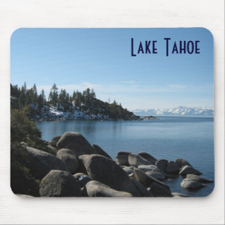 North Shore Lake Tahoe, Incline Village, Nevada Mouse Pad