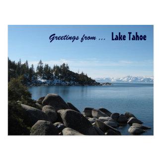 North Shore Lake Tahoe, Incline Village, Nevada Postcard