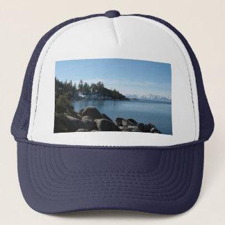 North Shore Lake Tahoe, Incline Village, Nevada Trucker Hat
