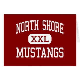 North Shore - Mustangs - Senior - Houston Texas Card