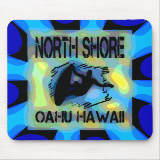 North Shore Oahu Hawaii Mouse Pad