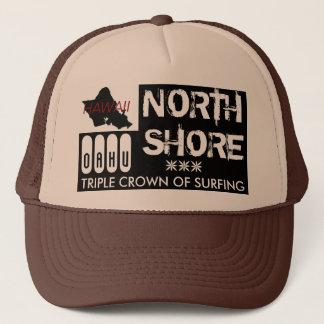 NORTH SHORE OAHU TRUCKER HAT