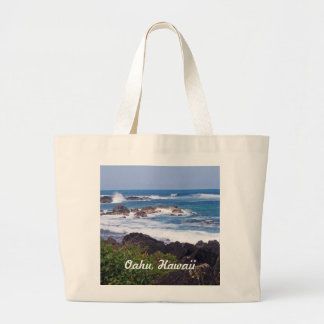 North Shore on the island of Oahu in Hawaii Bags