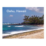 North Shore on the island of Oahu in Hawaii Post Cards