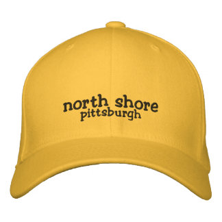 North Shore Pittsburgh Hat Baseball Cap