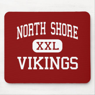 North Shore - Vikings - Middle - Glen Head Mouse Pad