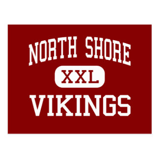 North Shore - Vikings - Middle - Glen Head Postcard