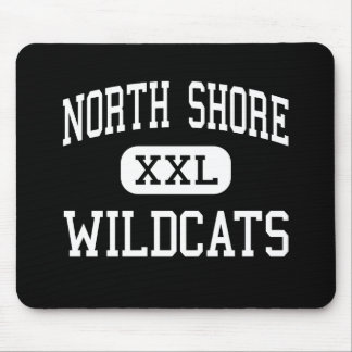 North Shore - Wildcats - High - Makoti Mouse Pads