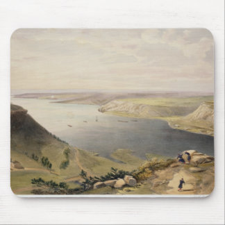 North Side of the Harbour of Sebastopol, plate fro Mouse Pad
