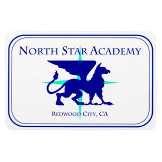 North Star Academy Car Magnet