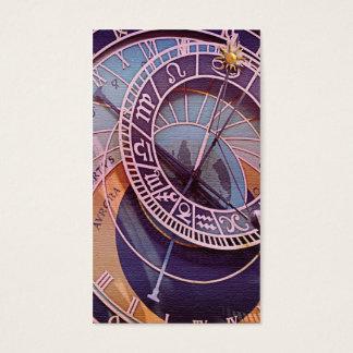 North Star Astrologer Business Card