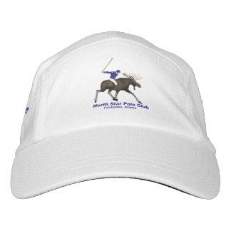 North Star (Moose) Polo Club Hat