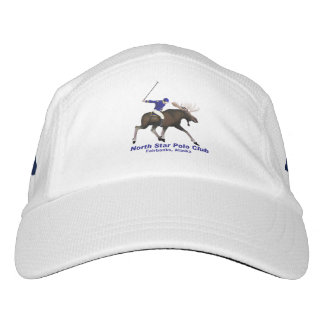 North Star (Moose) Polo Club Headsweats Hat
