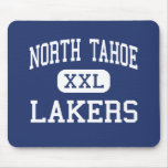 North Tahoe - Lakers - High - Tahoe City Mouse Pad