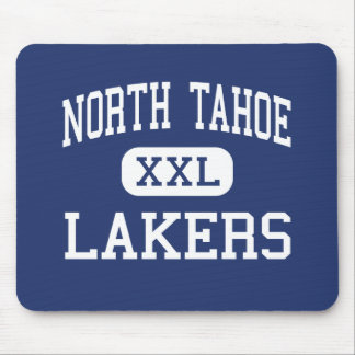 North Tahoe - Lakers - High - Tahoe City Mouse Pads