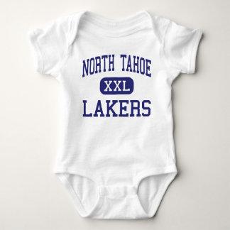 North Tahoe - Lakers - High - Tahoe City Tee Shirts