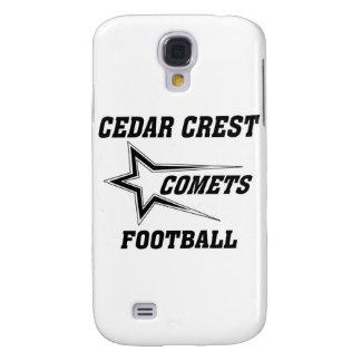 North Texas Pop Warner Cedar Crest Comets Galaxy S4 Cases
