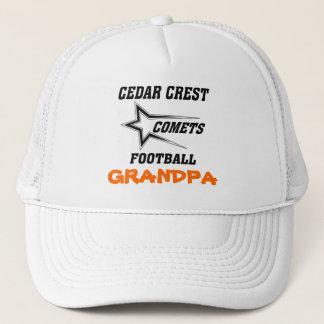 North Texas Pop Warner Cedar Crest Comets Trucker Hat