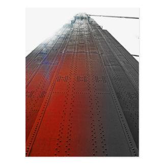 North Tower Fade Postcard