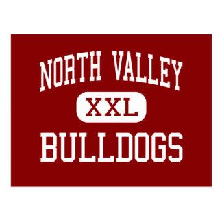 North Valley - Bulldogs - Continuation - Anderson Postcard